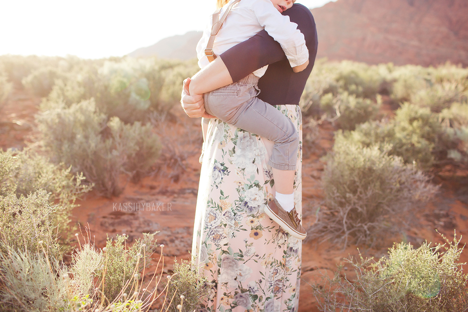 Southern Utah Family Photographer Kassidy Baker Photography